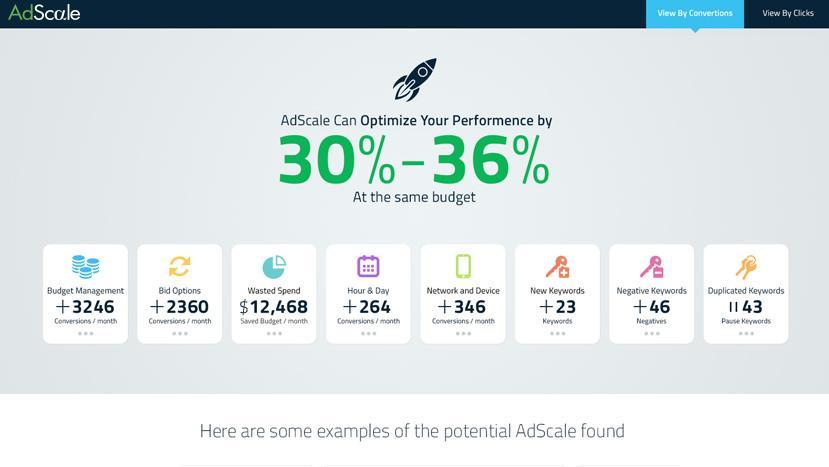 Avis AdScale : Une solution pour optimiser les performances des annonces. - appvizer
