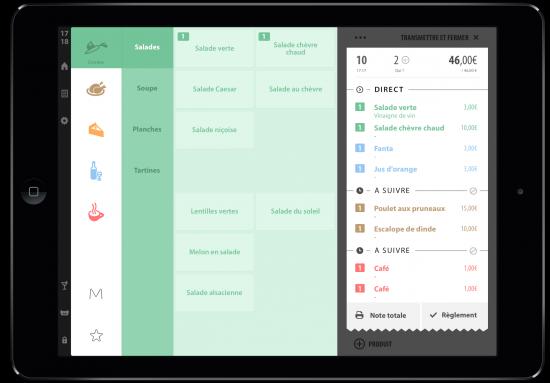 Avis Popina : Une caisse enregistreuse iPad simple d'utilisation - Appvizer