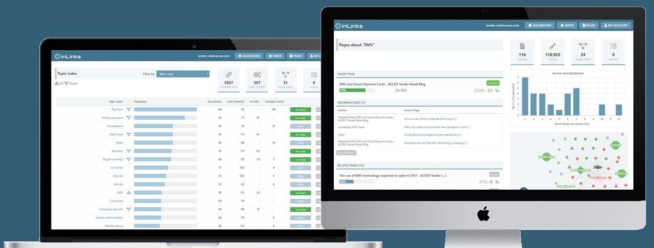 Avis InLinks : Optimisez le SEO de vos articles avec l'IA - Appvizer