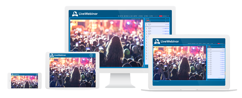 Avis LiveWebinar : Le logiciel de webinaire le plus avancé - appvizer
