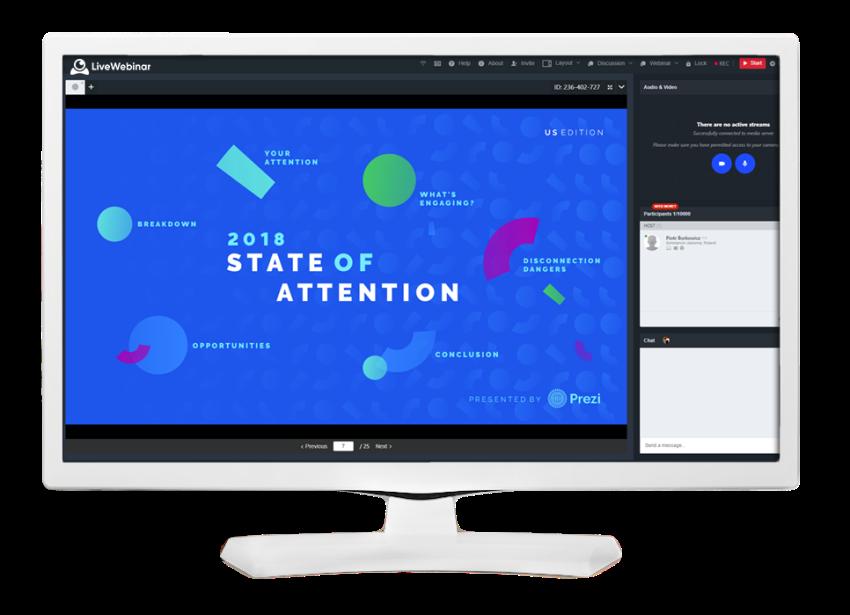LiveWebinar-Live Webinar TV Smart