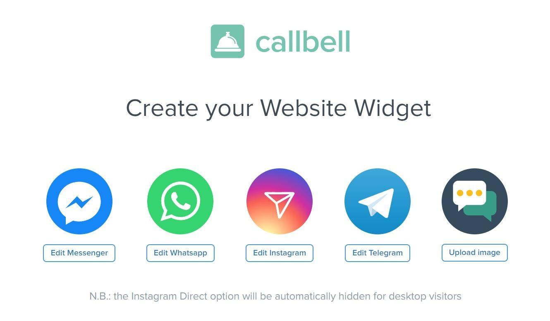 Avis Callbell : Widget de Chat Gratuit - Appvizer