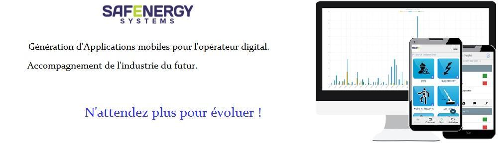 Avis Safenergy : Générateur d'Applications mobiles industrielles - appvizer