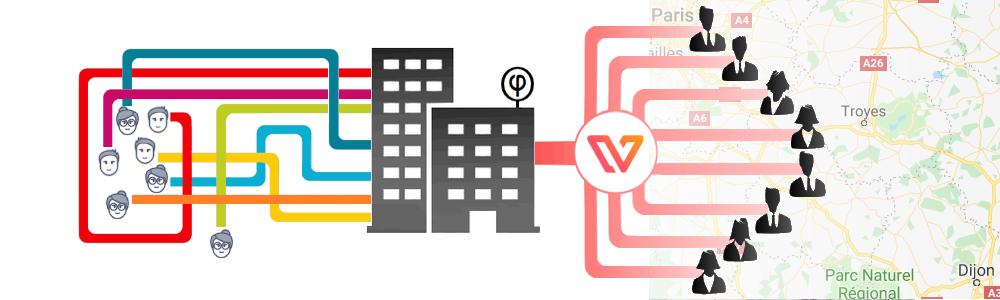 Avis Leadvalue : Solution d'affectation de leads aux commerciaux en mobilité - appvizer