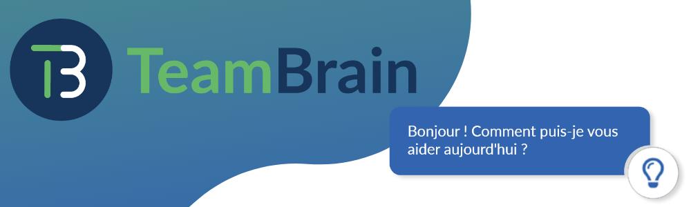 Avis TeamBrain : FAQ dynamique avec Chatbot intégré - Appvizer