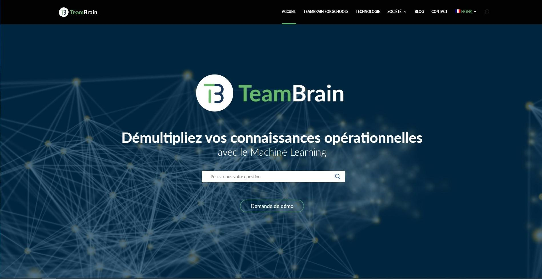 Intégration de la barre de recherche sur site web