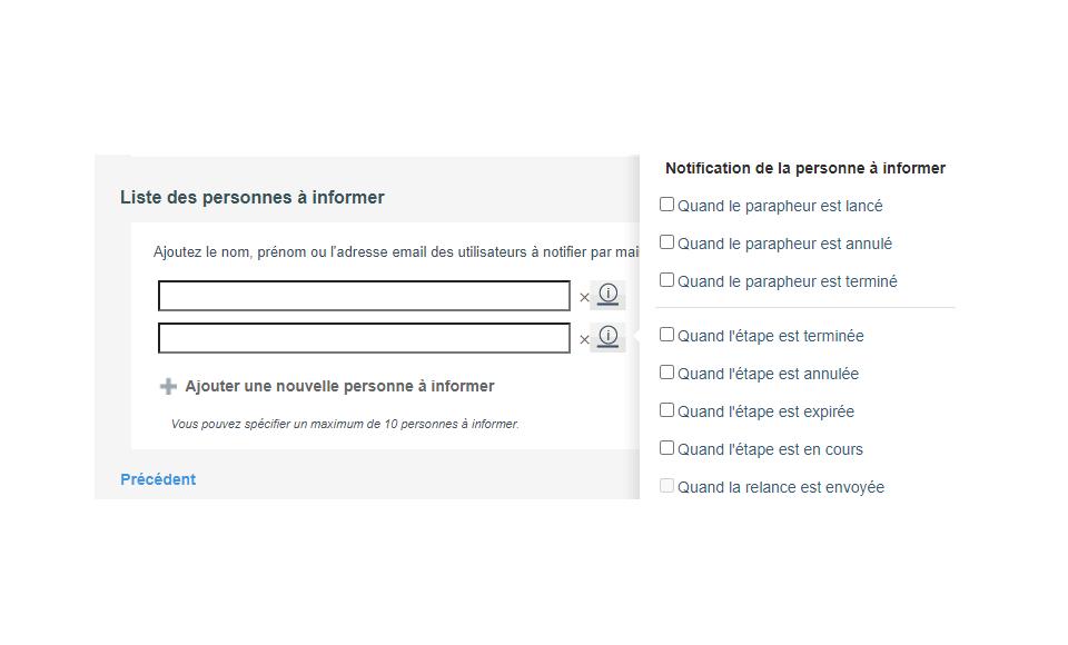 Sunnystamp-Sunnystamp permet un contrôle total du processus de signature