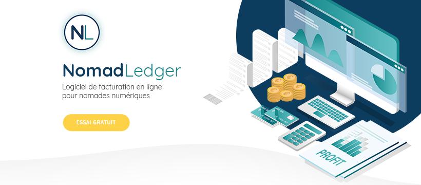 Avis NomadLedger : Logiciel de gestion de tâches pour auto entrepreneurs - appvizer