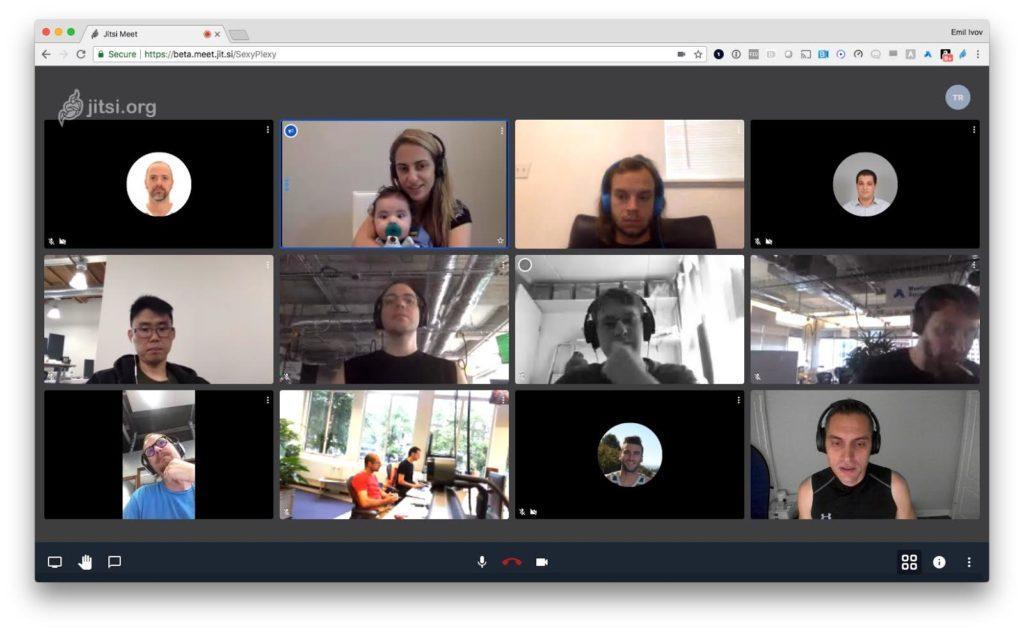 Avis Jitsi Meet : Un logiciel de vidéoconférences multi-plateforme - appvizer