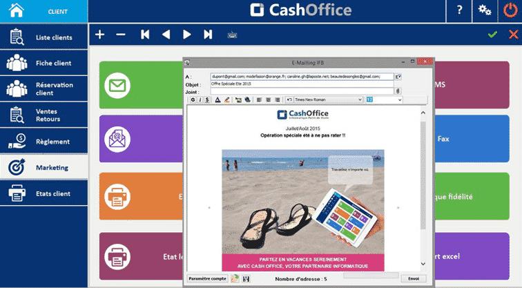 Avis CashOffice : Une solution de gestion de caisse enregistreuse fluide - Appvizer