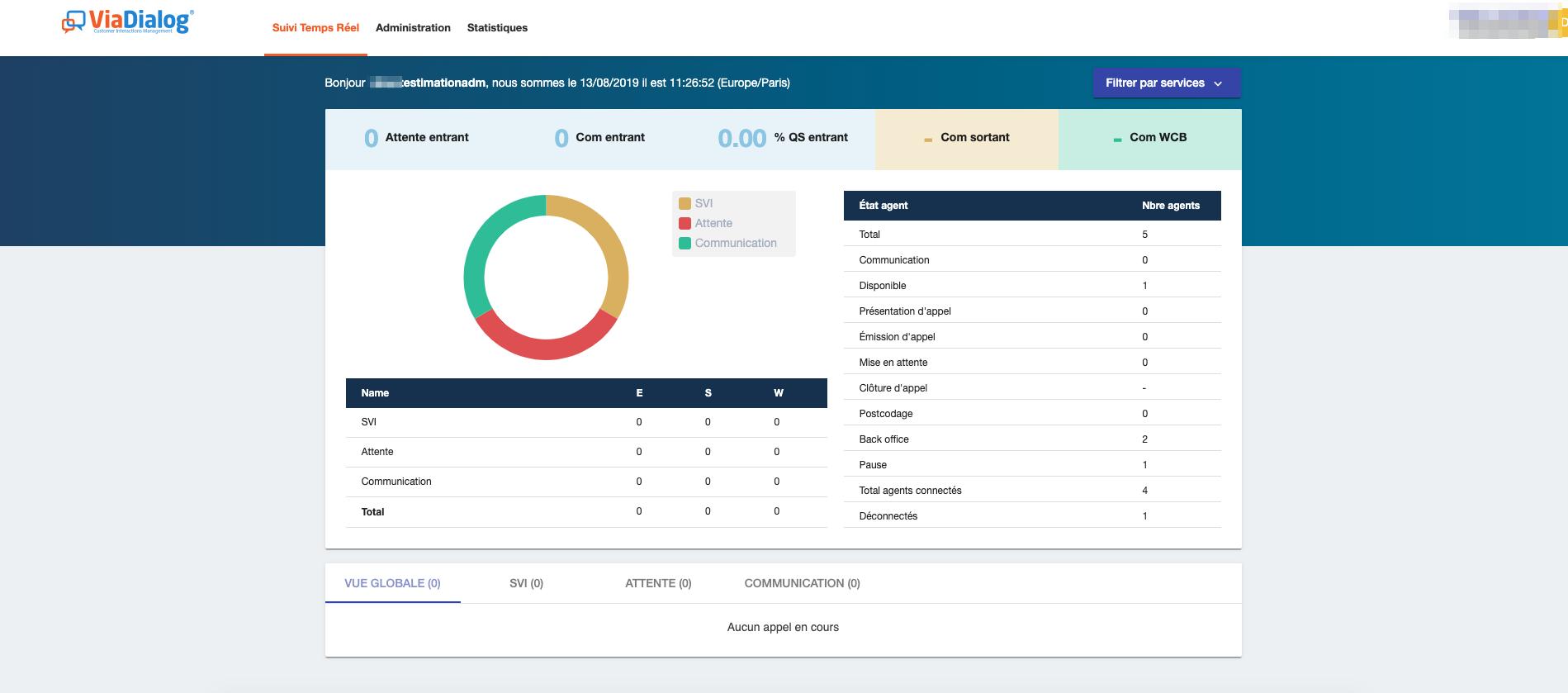 Avis ViaContact : Solution de centre de contact 100% cloud - Appvizer