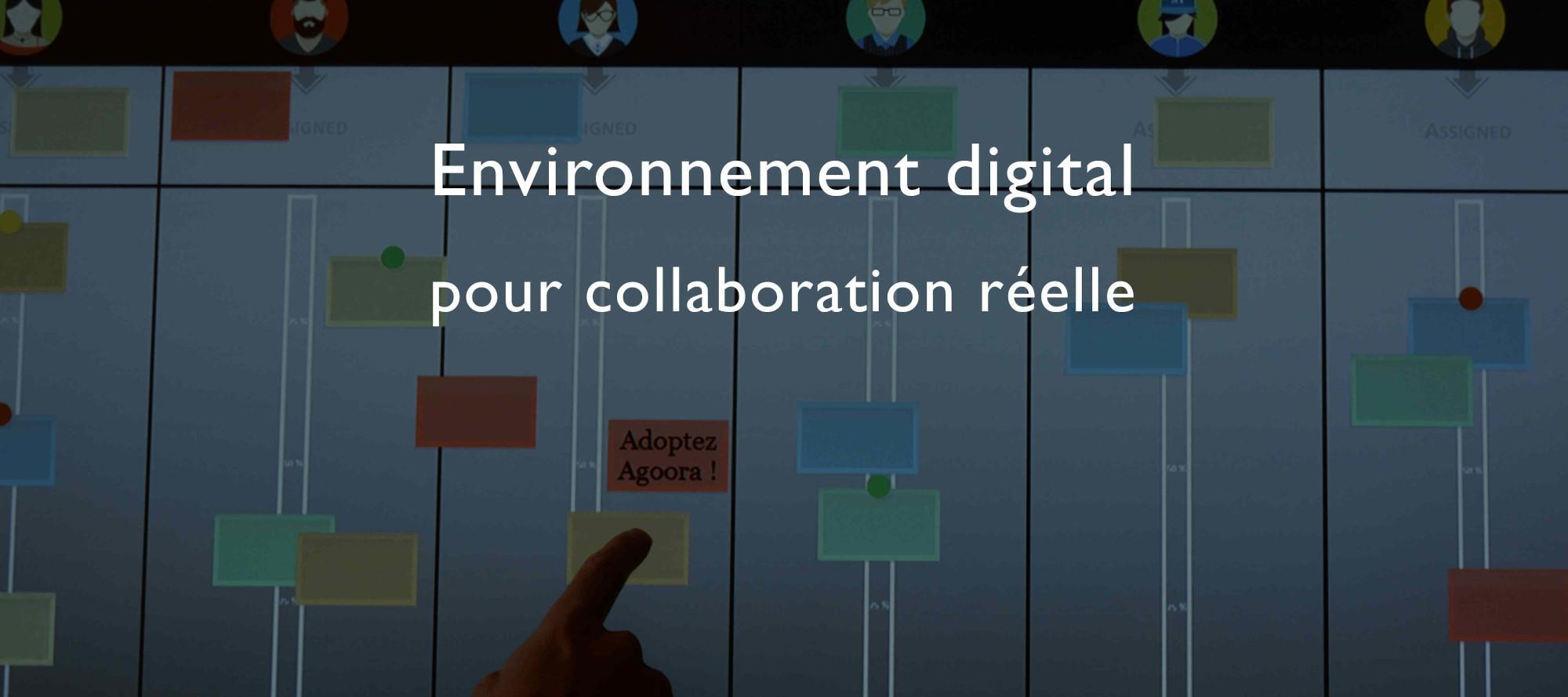 Avis Agoora : Gestion de projet Agile / Lean et brainstorming - Appvizer