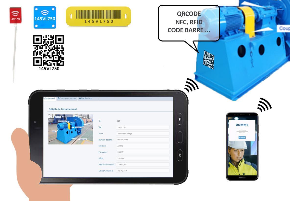 Avis DOMMS Ronde : L'application mobile d'assistance aux opérateurs, technicien - Appvizer