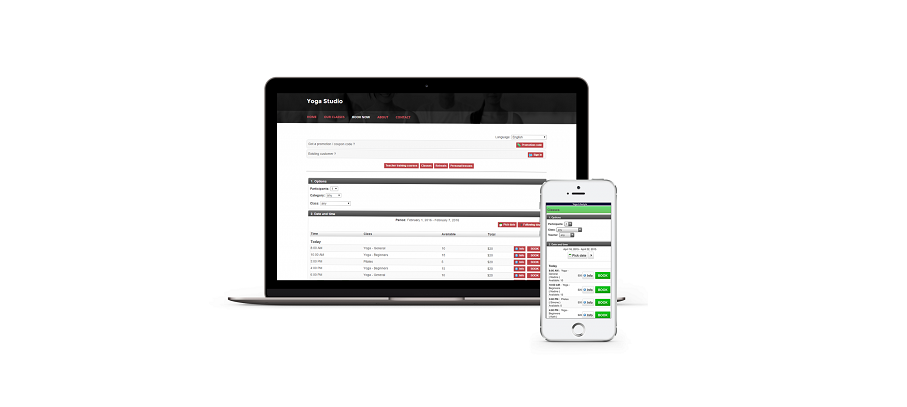 Avis Bookeo Classes et cours : Système de réservation de cours en ligne - Appvizer