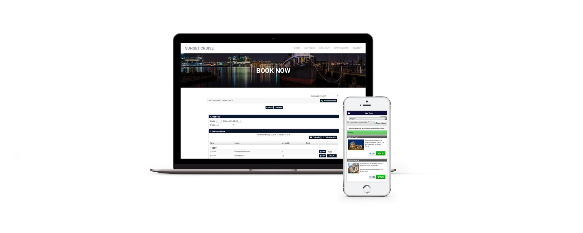 Avis Bookeo Tours et activités : Système de réservation de tours et activités - appvizer