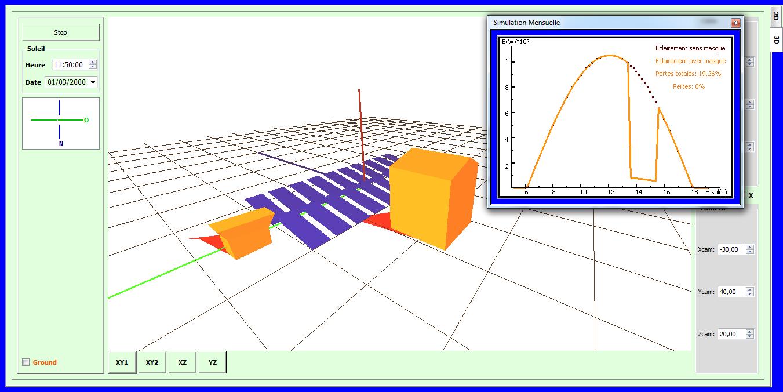 Suite logiciels MOUTENS-Sim3D perspective