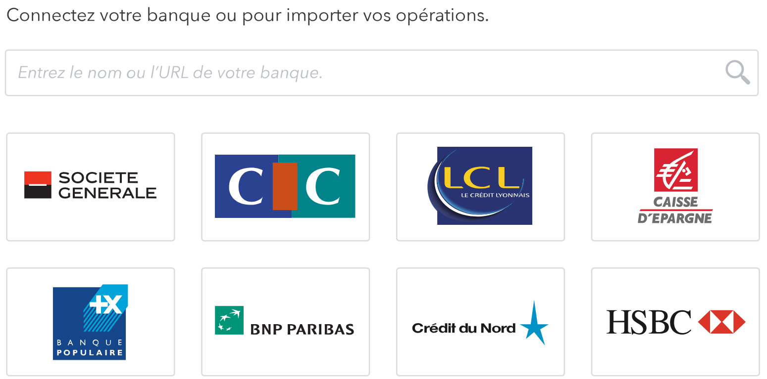 Quickbooks Trésorerie-Connexion bancaire