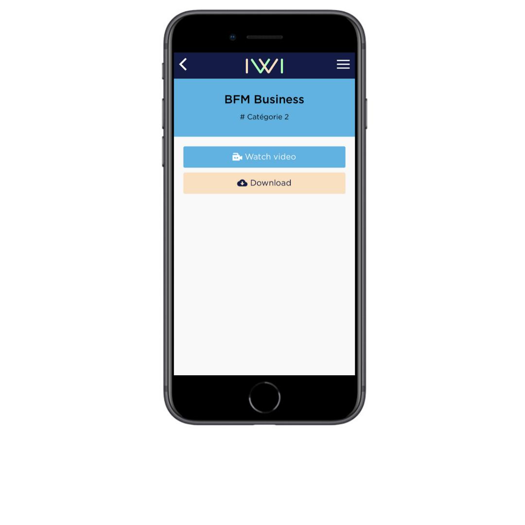 IWI events-Documentations
