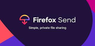 Avis Firefox Send : plateforme d'envoi de fichiers - appvizer