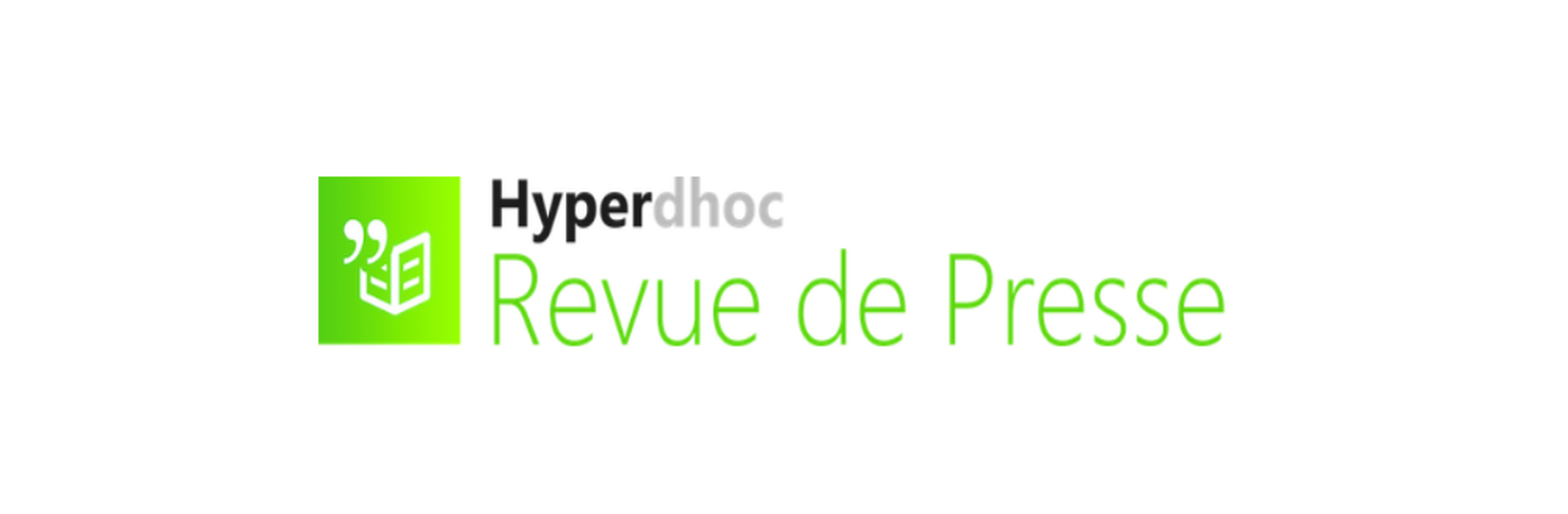 Avis Hyperdhoc Revue de Presse : Un logiciel de création et publication de revues de presse - appvizer