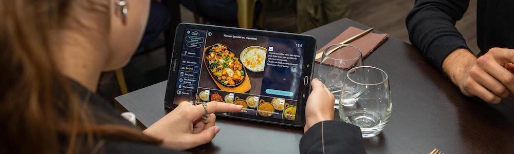 Avis Tastycloud : Menus digitalisés multi-devices, pour restaurants et hôtels - appvizer