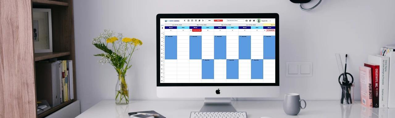 Avis My Simply Agenda : Agenda partagé et prise de rendez-vous en ligne - Appvizer