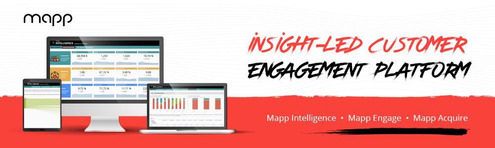 Avis Mapp Engage : Votre plateforme de gestion de campagnes cross-canal - appvizer