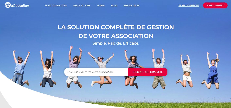 Avis Macotisation : La plateforme Complète pour association, le service en plus - appvizer
