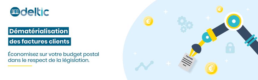 Avis Deltic Démat' facture client : Logiciel simple dédié aux TPE PME - appvizer