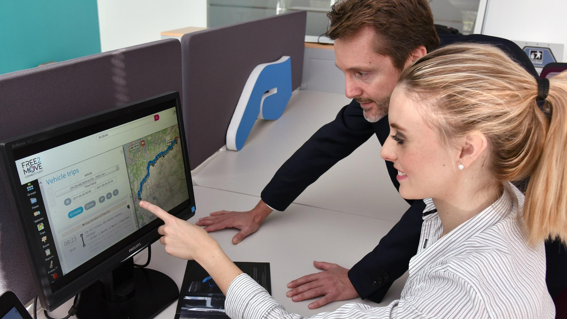 Avis Connect Fleet : Pilotez la performance de votre flotte en temps réel - appvizer
