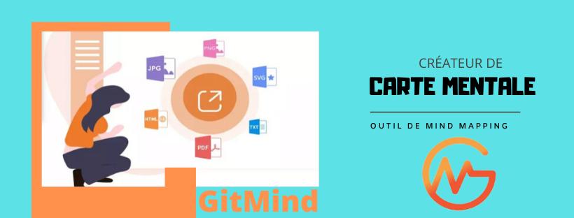 Avis GitMind : Outil de mind mapping gratuit en ligne facile à utiliser - appvizer