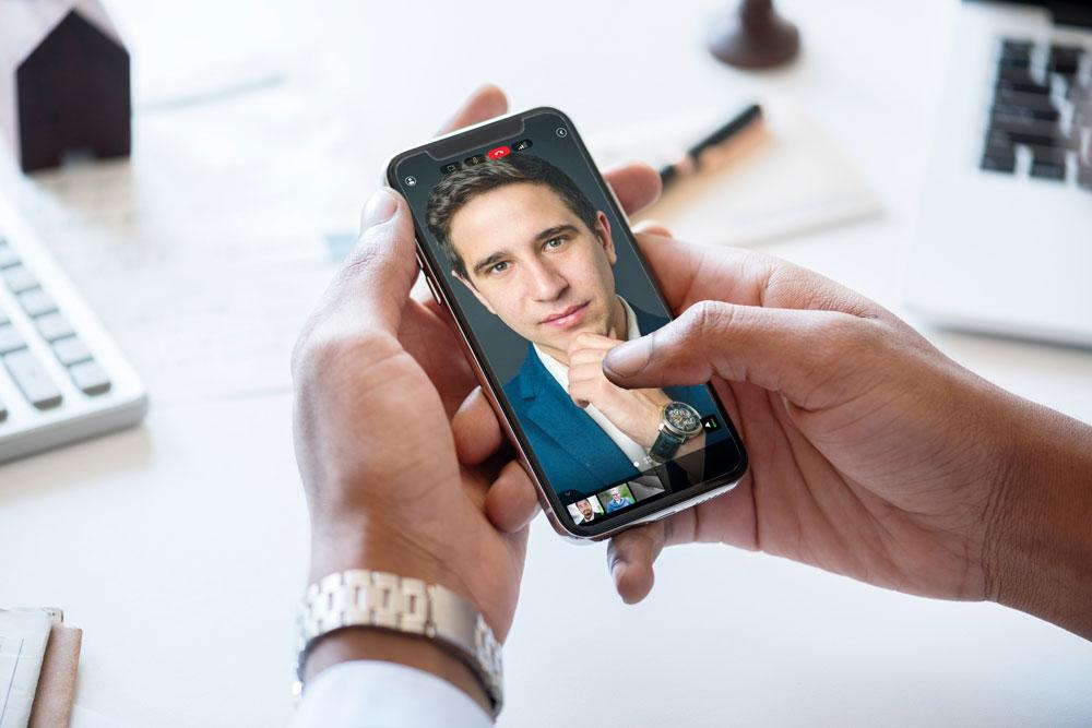 Accessible sur smartphone