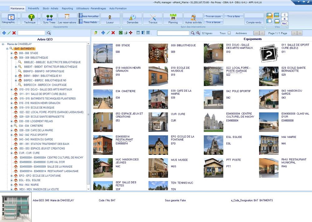 Avis Matrix Engine : La dernière génération de logiciel de GMAO /EAM - Appvizer