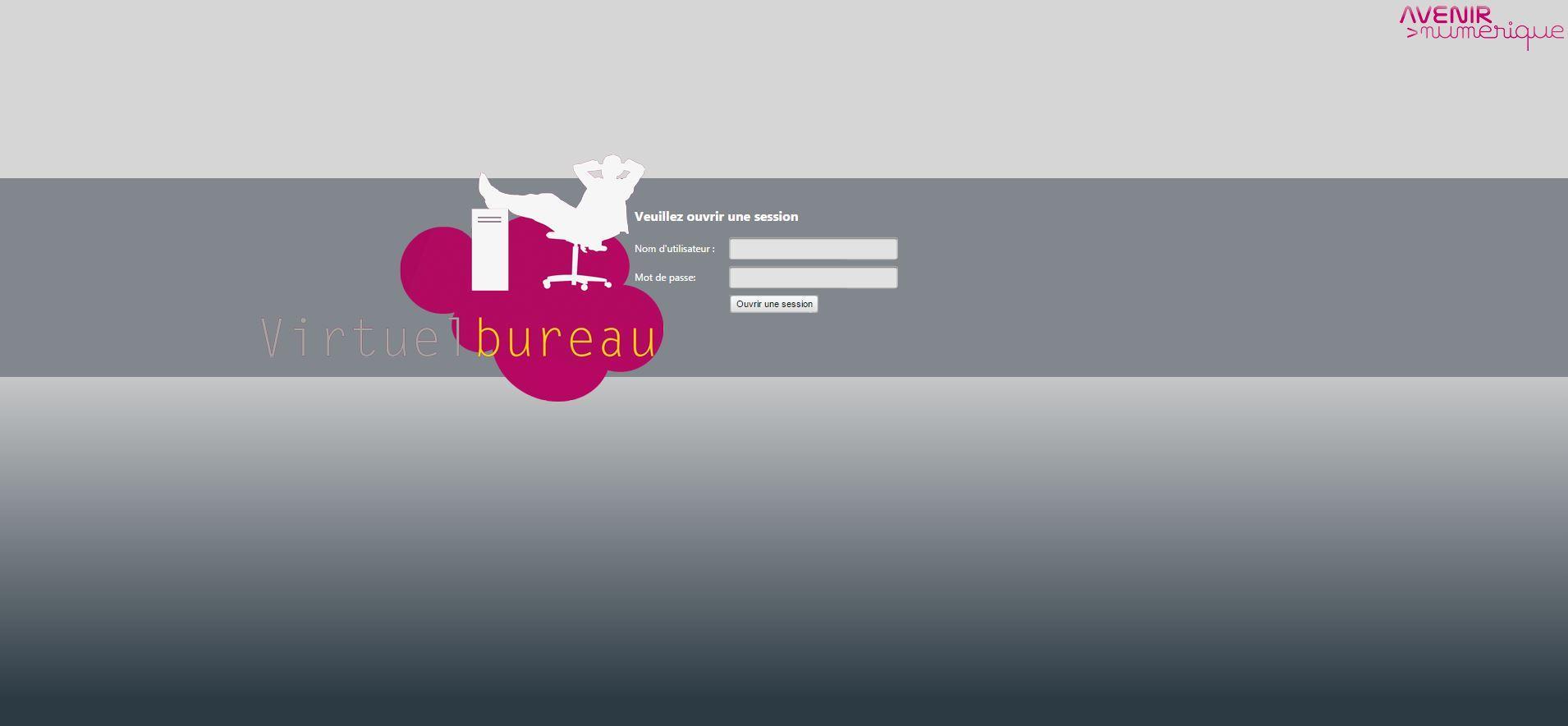Virtuel Bureau: Système d'exploitation virtuel, Sauvegarde quotidienne, Base de savoir (tutoriels, démos)