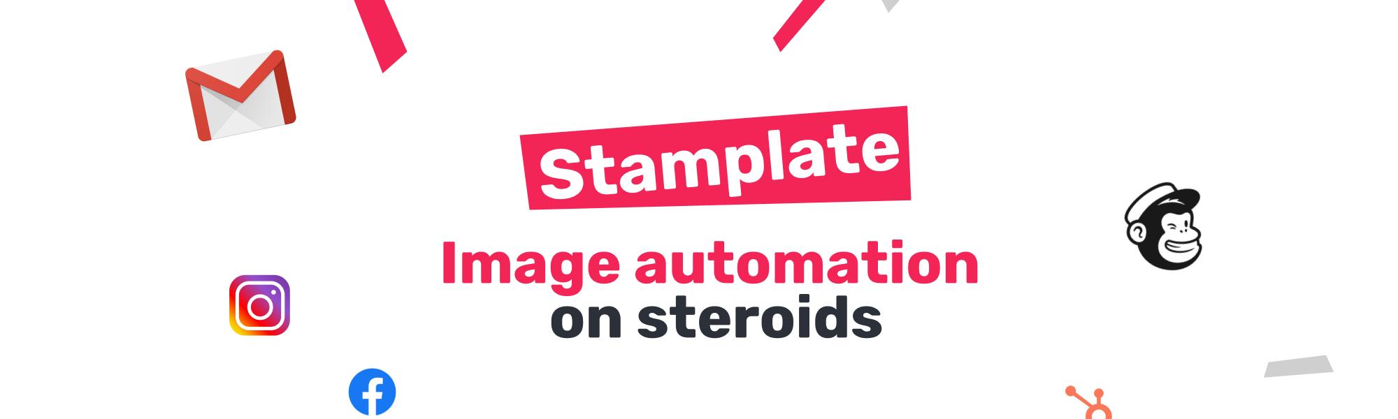 Avis Stamplate : Automatisez la génération d'images personnalisées - appvizer