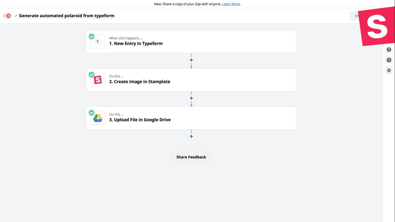 Créez des process automatisés de génération d'image en utilisant vos templates