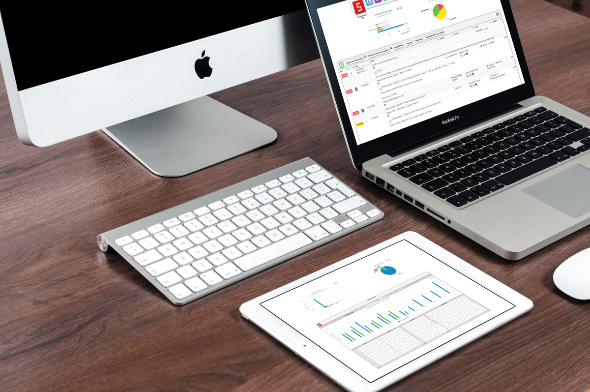 Simple CPQ permet la création de document aux mises en page complexe aussi bien sur ordinateur que tablette.