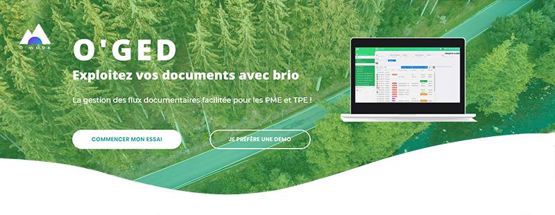 Avis O'GED - O'Work : La gestion des documents intelligente et facile - Appvizer