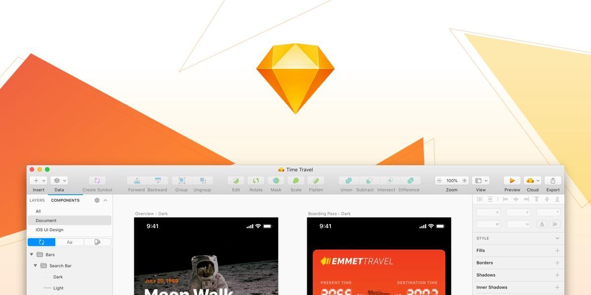 Avis Sketch : Outil de prototypage - appvizer