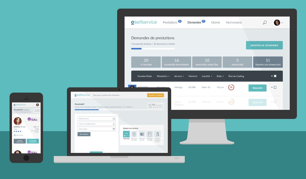 Avis Ogustine conciergerie : Créez votre conciergerie numérique de services B2B et B2C - appvizer