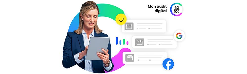Avis Audit Visibilité Digitale : Bilan de visibilité digitale pour TPE-PME (Gratuit | 2 min) - Appvizer