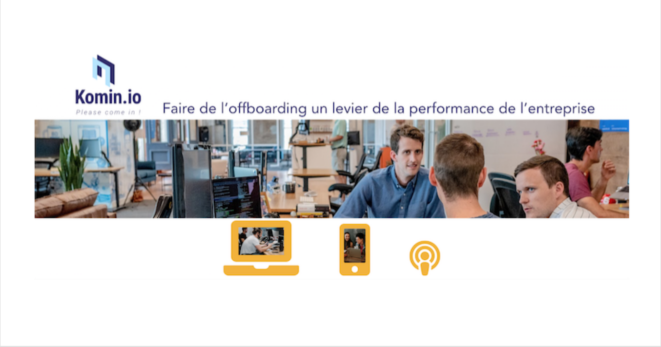 Avis Komin.io : L'outil d'offboarding & d'onboarding de vos collaborateurs - Appvizer