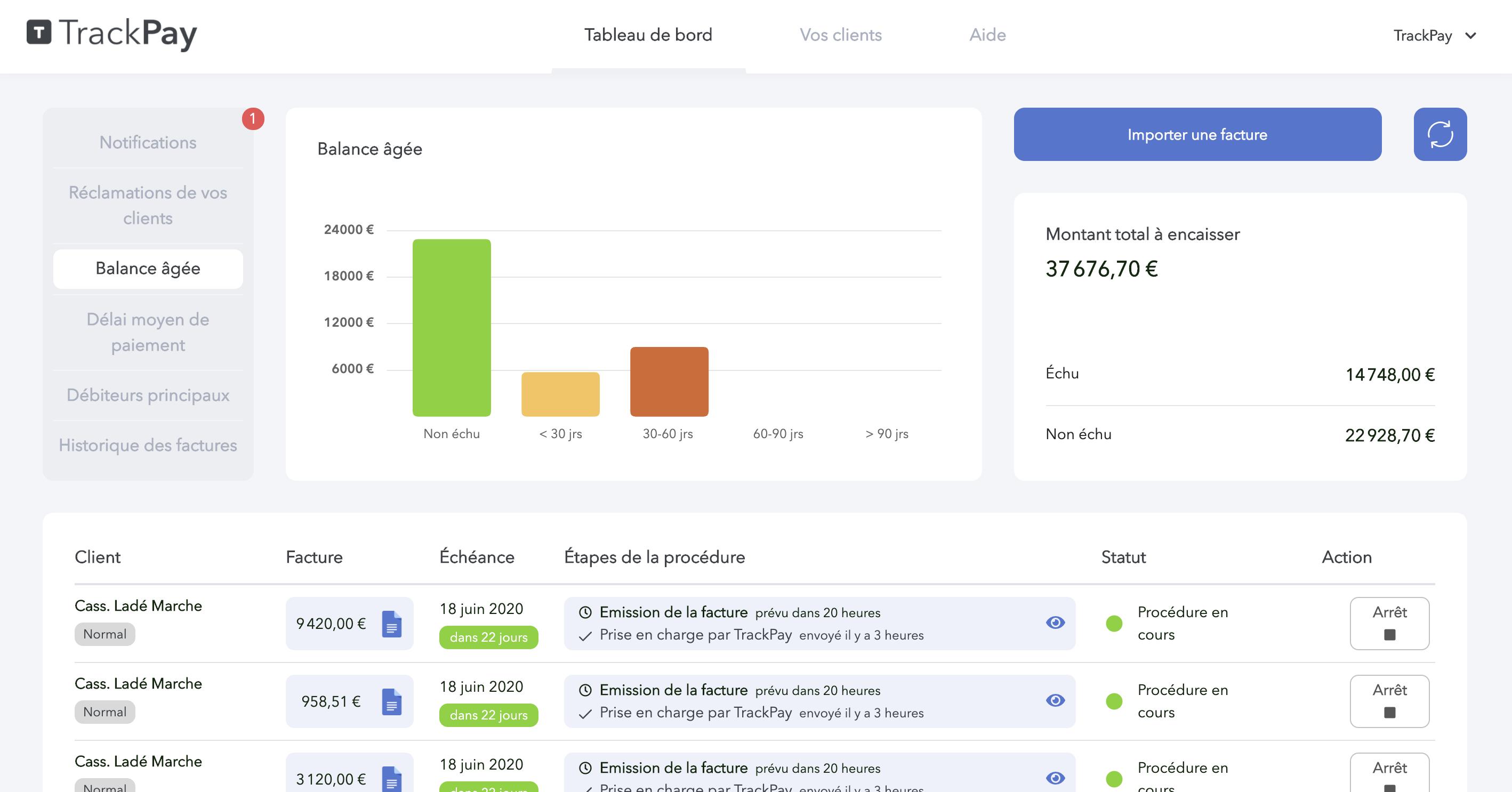 Avis TrackPay : Vos clients vont adorer vous payer ! - appvizer