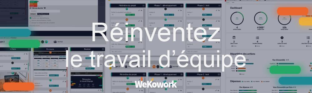 Avis Wekowork : Gestionnaire de projets et de tâches pour PME & ETI - Appvizer