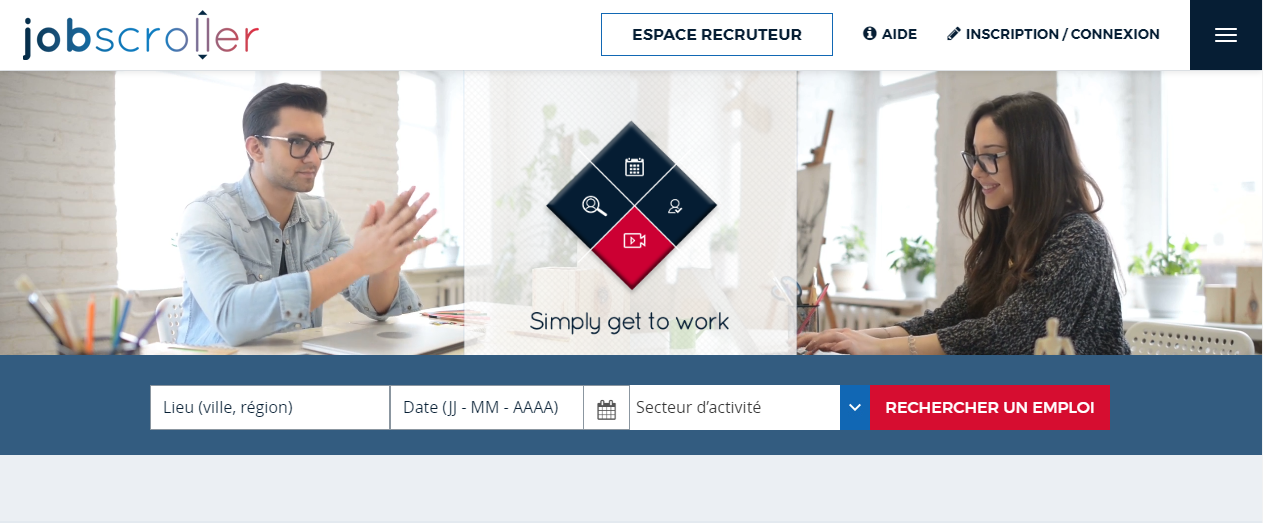 Avis Jobscroller : ATS spécialisé dans l'organisation de jobdatings virtuels - Appvizer