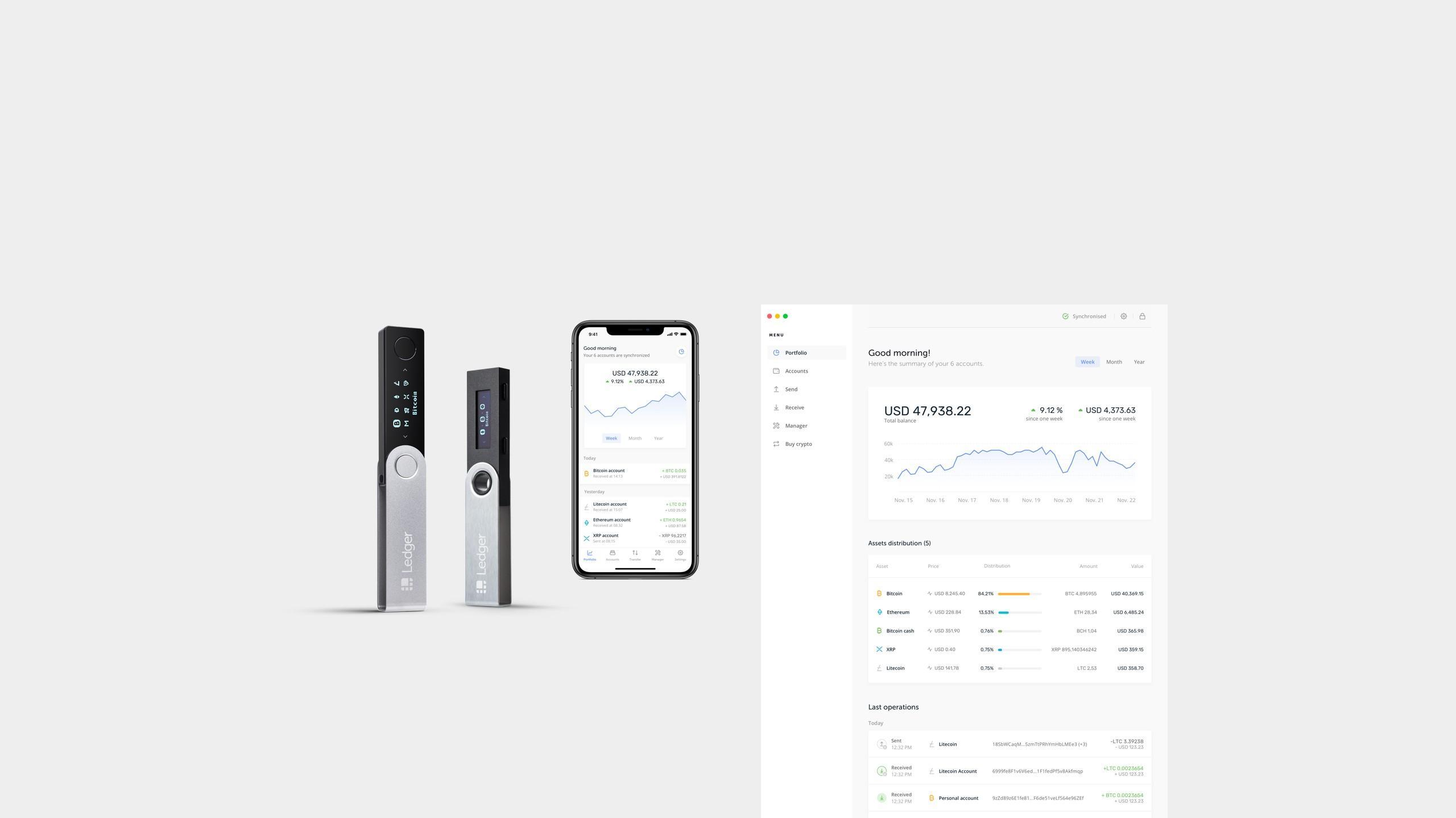 Avis Ledger : plateforme de portefeuilles de cryptomonnaies - appvizer