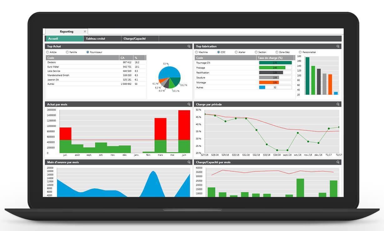 Avis Sage 100cloud Entreprise : ERP pour les PMI du secteur de l'industrie - Appvizer