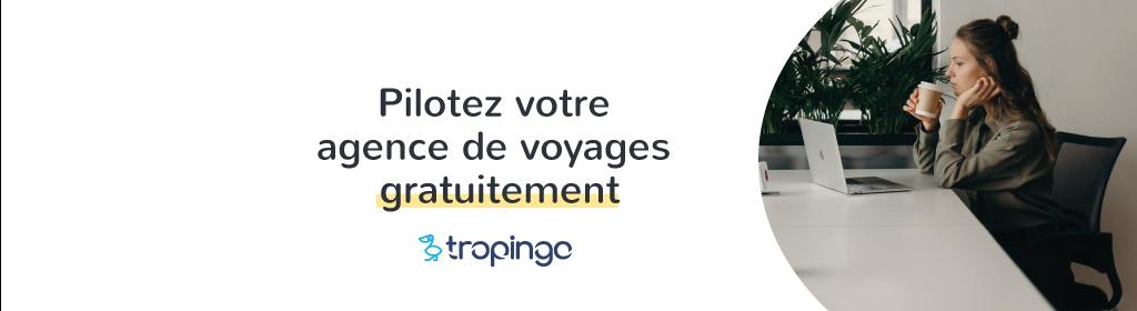 Avis Tropingo : Pilotez votre agence de voyages gratuitement - appvizer