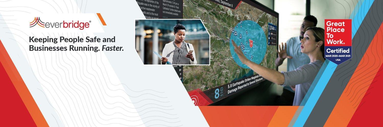 Avis Everbridge : plateforme de gestion d'évènements critiques de l'entreprise - appvizer