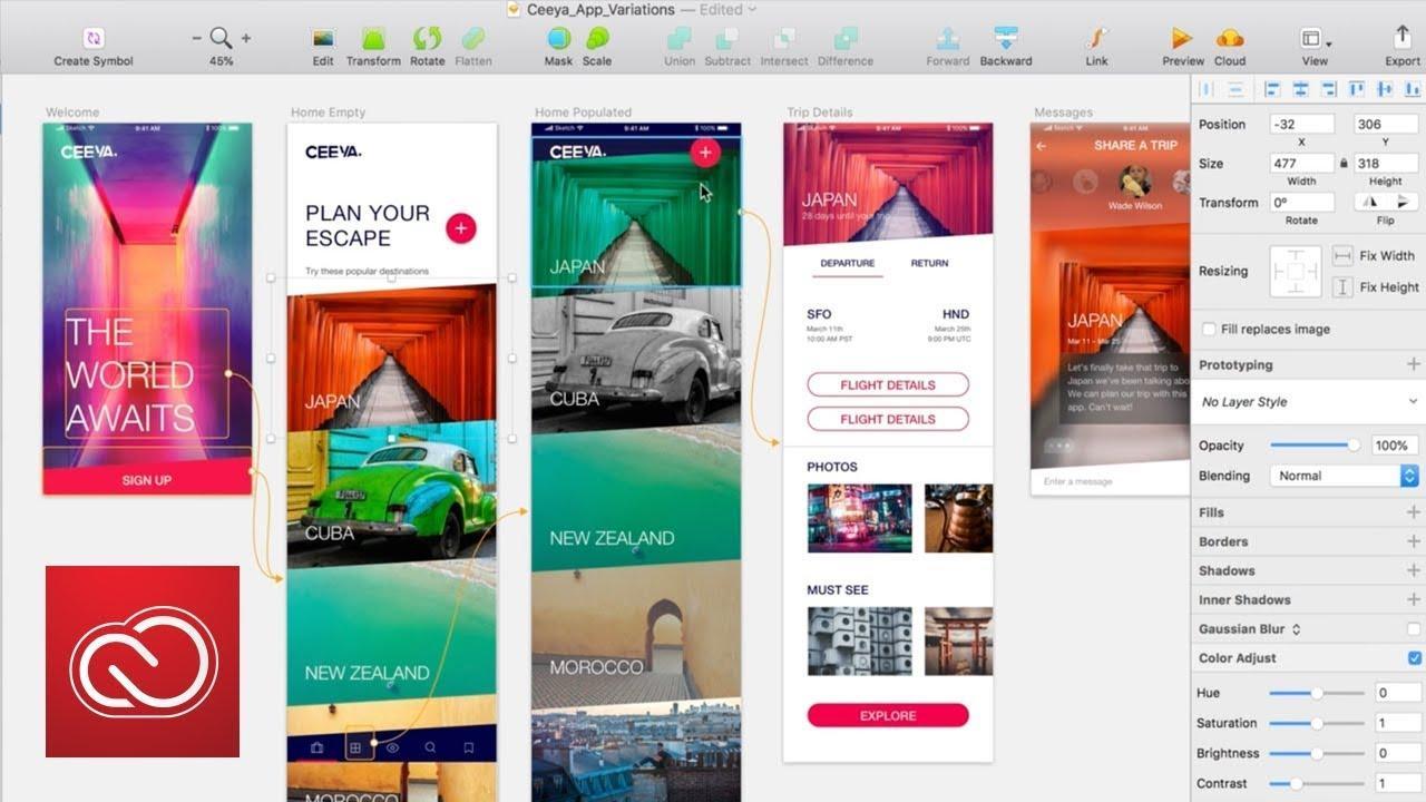 Avis Adobe Xd : solution d'UI/UX design - appvizer